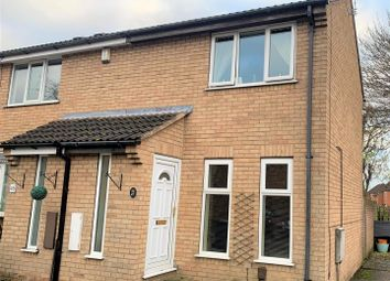 Thumbnail 1 bed semi-detached house for sale in Lydham Court, York