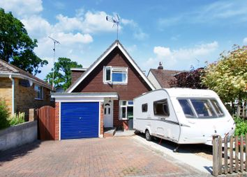 Thumbnail 3 bed detached house for sale in Woodbury Grove, Waterlooville