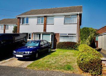 Mortimer Close, Netley Abbey, Southampton SO31. 3 bed semi-detached house
