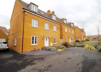 Thumbnail 5 bedroom detached house for sale in Savernake Drive, Little Stanion, Corby