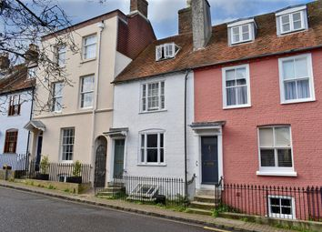 3 bed terraced house for sale in Nelson Place, Lymington SO41