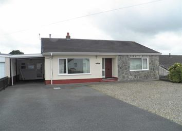 Thumbnail 2 bed detached bungalow for sale in Cilgerran Road, Penybryn, Cardigan