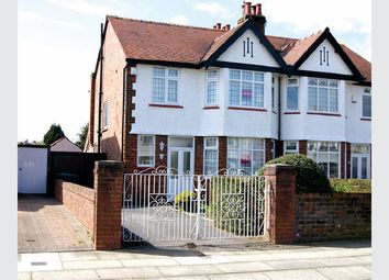 Thumbnail 3 bed semi-detached house for sale in Bibby Road, Southport