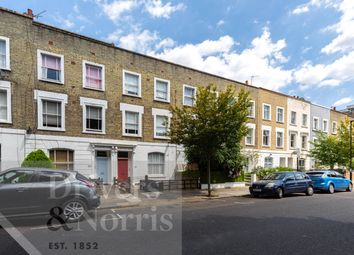 3 bed maisonette for sale in Axminster Road, Finsbury Park, Islington, London N7