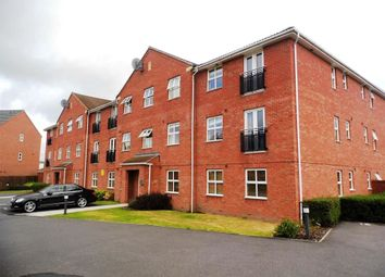 Thumbnail 1 bed flat for sale in Welland Road, Hilton, Derby
