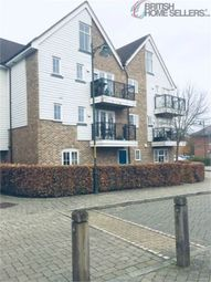 2 bed flat for sale in Queen Street, Kings Hill, West Malling, Kent ME19