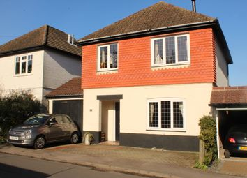 3 bed detached house for sale in Farncombe Hill, Godalming GU7