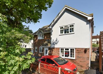 Thumbnail 3 bed detached house for sale in Folly Close, Hitchin