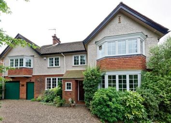Thumbnail 4 bed detached house for sale in Ashtead, Surrey