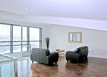 Thumbnail 2 bedroom flat to rent in Discovery Dock East, Canary Wharf