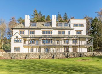 Thumbnail 2 bed flat for sale in Apartment 10, Applethwaite Hall, Windermere