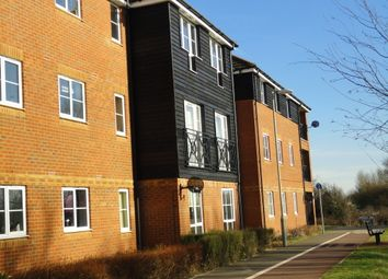 Thumbnail 2 bed flat to rent in Richard Hillary Close, Ashford