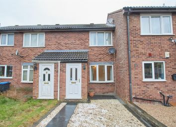 2 bed town house for sale in Willow Close, Burbage, Hinckley LE10