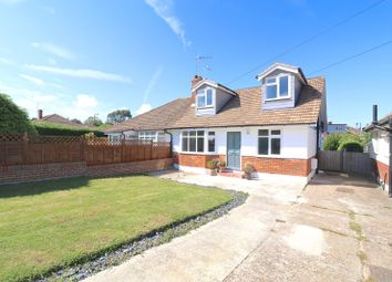 Thumbnail 3 bed bungalow for sale in Gorringe Valley Road, Eastbourne, East Sussex