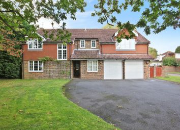 Thumbnail 6 bed detached house for sale in Barn Close, Banstead