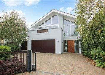 Thumbnail 4 bed detached house for sale in Chaddesley Glen, Sandbanks, Poole
