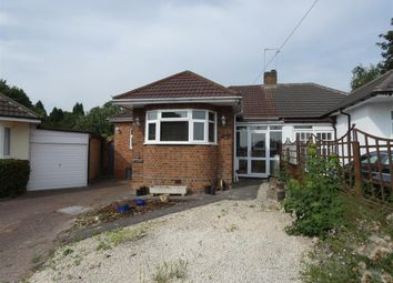 Thumbnail 3 bed bungalow for sale in Fulford Grove, Sheldon, Birmingham