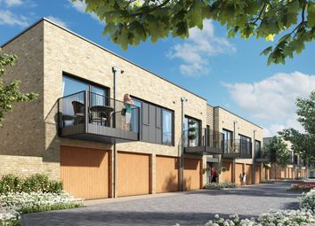 Thumbnail 1 bedroom flat for sale in Aura Development, Off Long Road, Trumpington, Cambridge