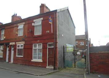 Thumbnail 2 bed end terrace house for sale in Hemmons Road, Manchester