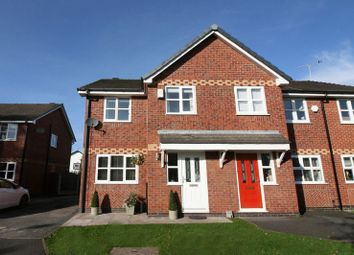 Thumbnail 3 bed semi-detached house for sale in Redpoll Close, Worsley, Manchester
