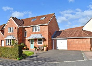 Thumbnail 5 bed property for sale in Nightingales, Cotford St. Luke, Taunton