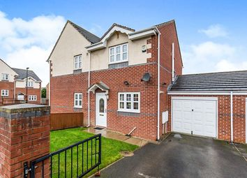 Thumbnail 2 bed semi-detached house for sale in Cartmell Drive, Leeds