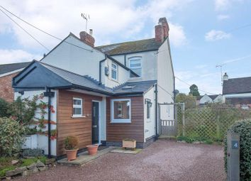 Thumbnail 2 bed semi-detached house for sale in Crescent Road, Colwall, Malvern, Herefordshire