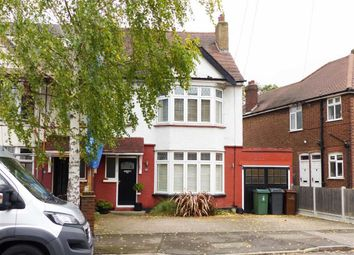 Thumbnail 3 bed semi-detached house for sale in Heathcote Grove, London