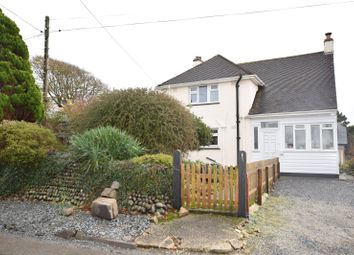 Thumbnail 3 bed detached house to rent in West Street, Kilkhampton, Bude
