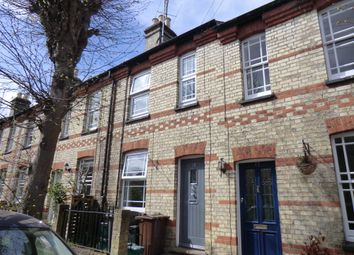 Thumbnail 3 bed cottage to rent in Oster Street, St Albans
