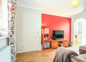Thumbnail 2 bedroom semi-detached house for sale in Manse Court, Thetford
