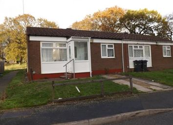Thumbnail 1 bed bungalow for sale in Wellcroft Road, Shard End, Birmingham