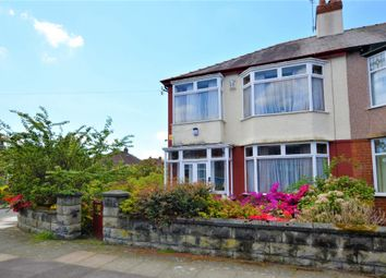 Thumbnail 3 bed semi-detached house for sale in Allangate Road, Aigburth, Liverpool