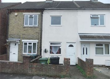 Thumbnail 3 bedroom terraced house for sale in Bourges Boulevard, Peterborough, Cambridgeshire.