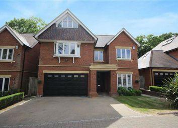 Chenies Place, Arkley, Hertfordshire EN5. 5 bed detached house