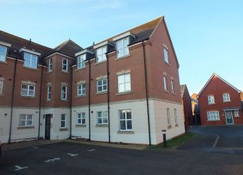Thumbnail 2 bed flat for sale in Nero Way, North Hykeham, Lincoln