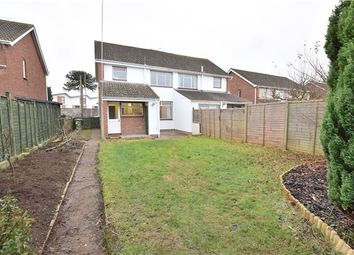 Thumbnail 4 bed semi-detached house for sale in Whittucks Road, Hanham