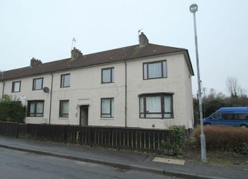 Thumbnail 1 bed flat for sale in Lambert Terrace, Alloa