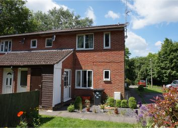 Thumbnail 1 bed maisonette for sale in Burnet Close, Swindon