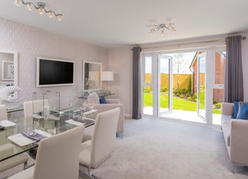"Thumbnail 3 bed detached house for sale in ""Folkestone"" at Manchester Road, Prescot"