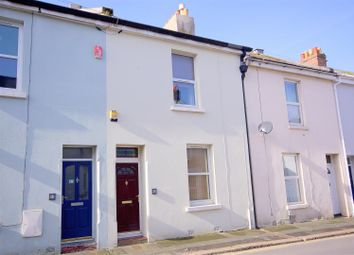 Thumbnail 2 bed terraced house for sale in Commercial Street, Plymouth