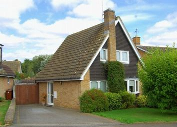 Thumbnail 2 bedroom detached house for sale in Coniston Close, Drayton, Daventry
