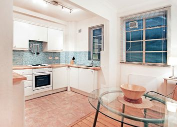 Thumbnail 1 bed flat to rent in Edith Villas, London