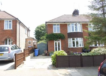 Thumbnail 3 bedroom semi-detached house for sale in Everton Crescent, Ipswich, Suffolk