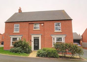 Thumbnail 5 bed detached house for sale in Hilary Bevins Close, Higham-On-The-Hill, Nuneaton