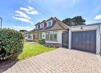 Thumbnail 4 bed detached house for sale in Ley Road, Felpham