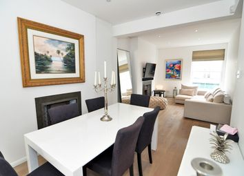 Thumbnail 3 bed maisonette to rent in Abingdon Road, High Street Kensington, London