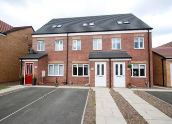 Thumbnail 3 bed town house for sale in Bronte Way, South Shields