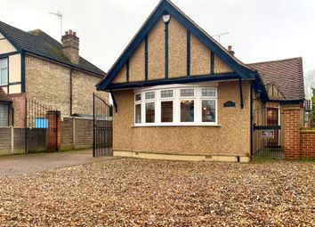 Thumbnail 3 bed detached bungalow to rent in Larkshall Road, Chingford