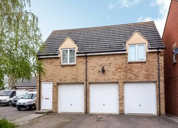 Thumbnail 2 bedroom detached house for sale in Berinsfield, Oxford